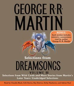 Dreamsongs with excerpts read by Adrian Paul