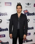 Adrian Paul at the Champagne Launch of Brit Week April 23 2009