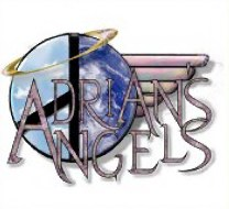 adrian paul adrians angels wing logo